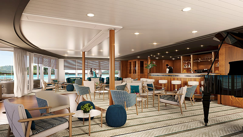 Paul Gauguin Cruises presenta el renovado m / s Paul Gauguin