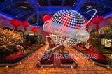 Bellagio Conservatory & Botanical Gardens honors Lunar New Year