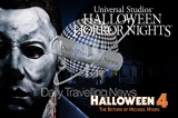 Halloween 4: The Return of Michael Myers at Halloween Horror Nights