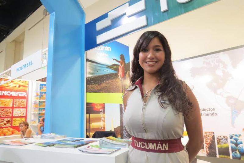 Expo Stand Bolivia : Tucumán turismo presente en expo cruz daily travelling