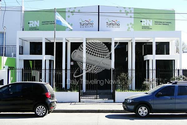 Nueva im gen del edificio del ministerio de turismo de rio for Ministerio del turismo