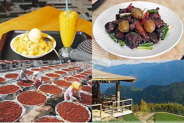 Taiwan Tropic of Cancer region serves up summer foods