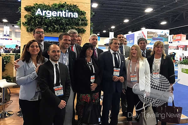 Argentina otra vez en la Seatrade Cruise Global