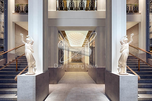 Waldorf Astoria New York with plans for a meticulous restoration