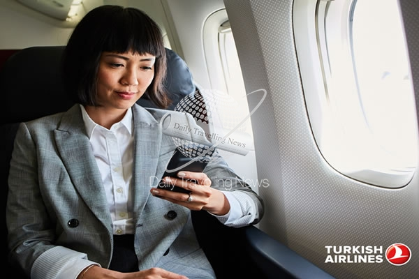 Turkish Airlines ofrece WiFi gratis en vuelos a Estados Unidos