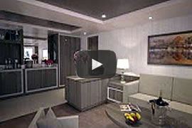 DailyWeb.tv - MSC Seaside - MSC Yacht Club Royal Suite