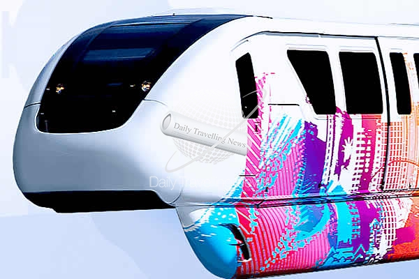 Las Vegas Monorail offers economical strip transit