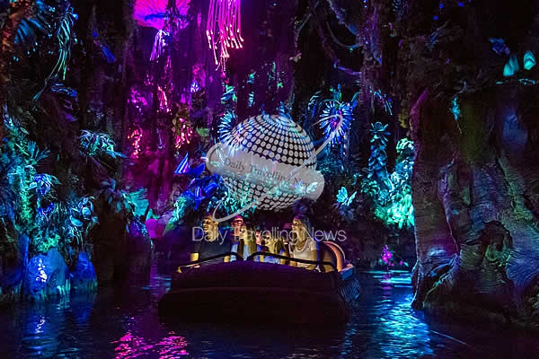 Navi River Journey en Pandora - The World of Avatar, una maravillosa aventura