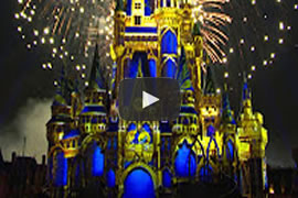 "DailyWeb.tv - ""Happily Ever After"" Debuta en Magic Kingdom"