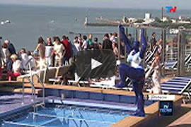 DailyWeb.tv - TN Tecno a bordo del MSC Meraviglia