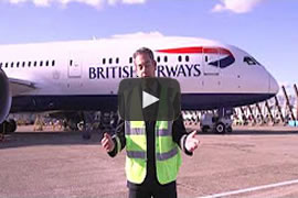 DailyWeb.tv - British Airways: Tour por el 787-9 Dreamliner