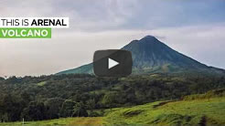 DailyWeb.tv - Arenal en Costa Rica