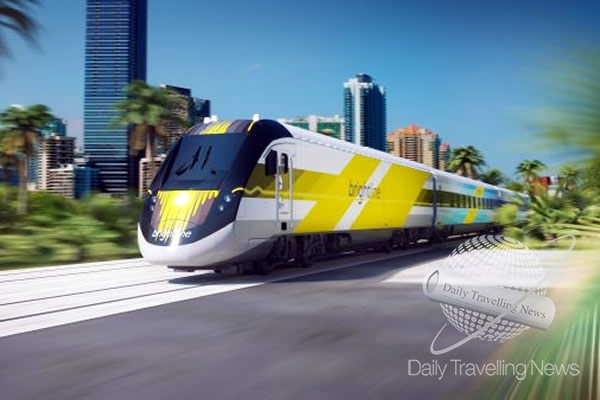 Brightline began introductory service on saturday, January 13