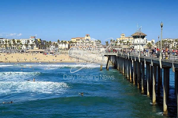 Huntington Beach voted Best California Beach by USA Today 10Best Readers