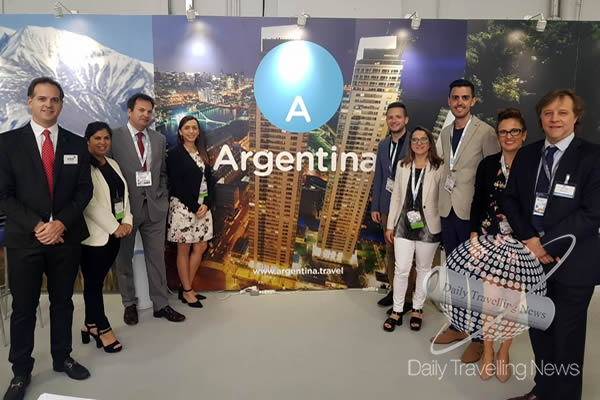 Argentina estuvo presente en The Meetings Show