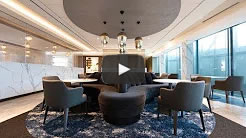 DailyWeb.tv - United - Polaris IAH Lounge