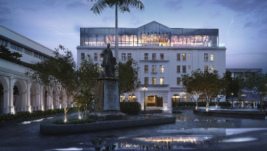 Curio Collection by Hilton se estrena en Costa Rica