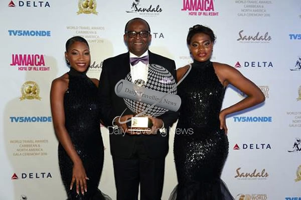 Tres importantes reconocimientos para Jamaica en los World Travel Awards