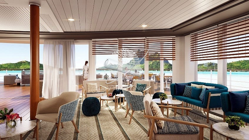 -Paul Gauguin Cruises presenta el renovado m / s Paul Gauguin-