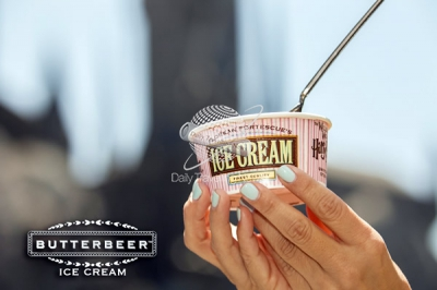 """The Wizarding World of Harry Potter"" now serves Butterbeer Ice Cream"
