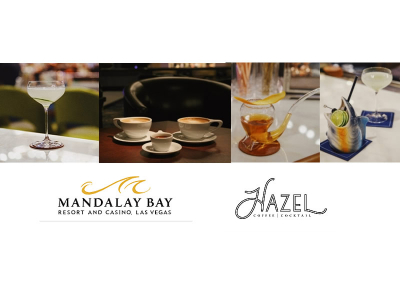 Hazel Coffee Cocktails at Mandalay Bay is now open