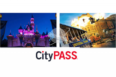 With CityPass build your own experience in California
