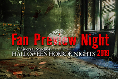 "Universal Studios Hollywood Jump Starts ""Halloween Horror Nights"" on Thursday, September 12"