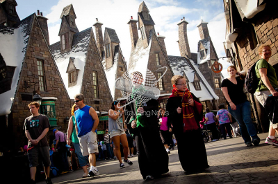 Universal Orlando Resort relanza paquete vacacional The Wizarding World Of Harry Potter