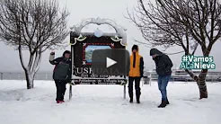 DailyWeb.tv - Gran nevada en Ushuaia