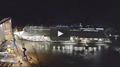 DailyWeb.tv - Puesta a flote del Norwegian Encore