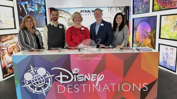 Disney Destinations con una importante presencia durante la FIT