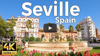 DailyWeb.tv - Caminata Virtual por Sevilla en 4K