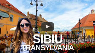 DailyWeb.tv - Caminata Virtual por Sibiu, Rumania en 4K