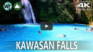 DailyWeb.tv - Caminata Virtual por Kawasan Falls, Filipinas en 4K