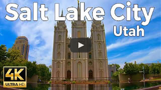 DailyWeb.tv - Caminata Virtual por Salt Lake City en 4K