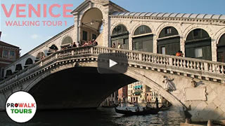 DailyWeb.tv - Caminata Virtual por Venecia en 4K