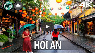 DailyWeb.tv - Caminata Virtual por Hoi An, Vietnam en 4K